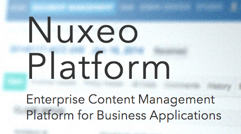 Nuxeo Enterprise Content Management